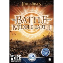 lord of the rings battle for middle earth