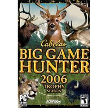 big game hunter 2006