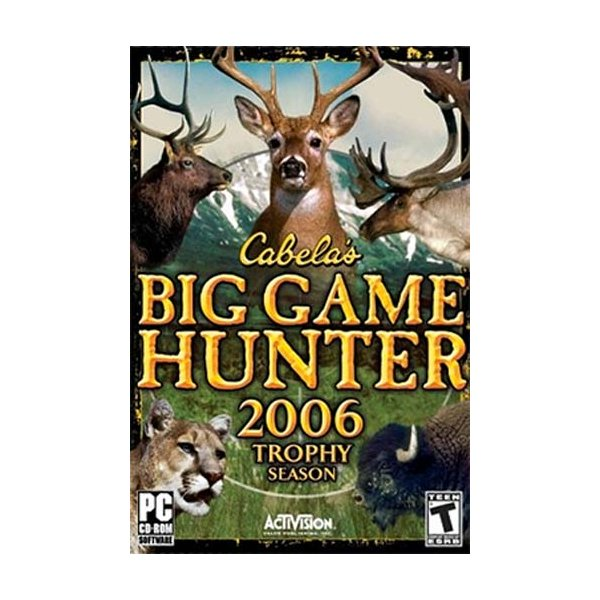 big game hunter 2006