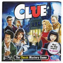 Clue The Classic Mystery