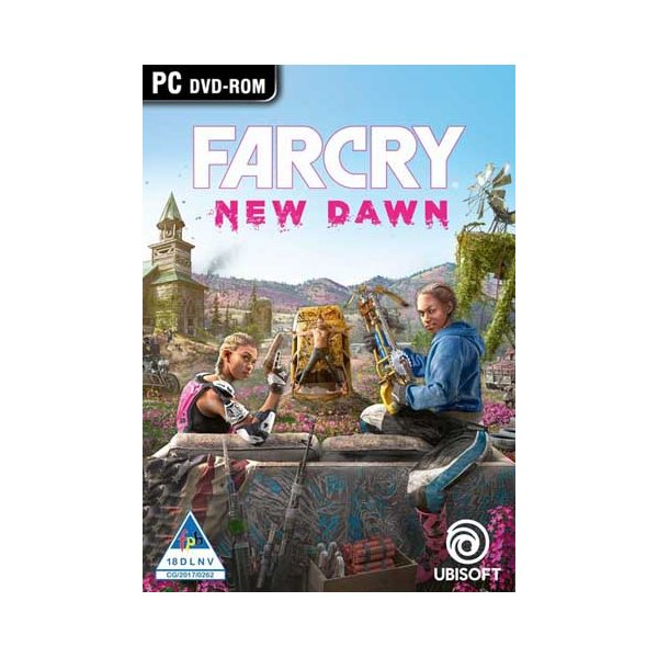 Farcry New Down