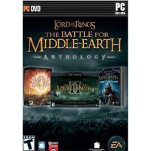 Lord of the ring battle for middle earth 1-2-3 Complete