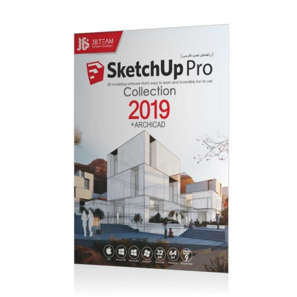 Archicad 22 + Collection + Sketchup 2019 + Collection