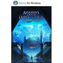 Assassins Creed Odyssey + The Fate of Atlantis