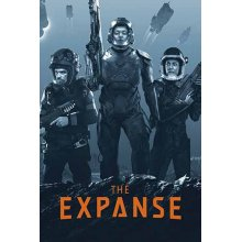 The Expanse Seasons 1-2-3-4