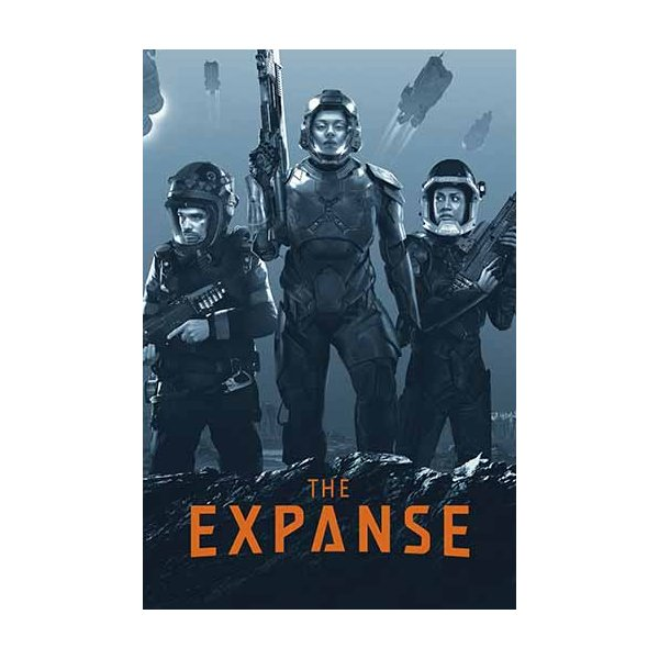 The Expanse Seasons 1-2-3-4