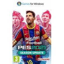 eFootball Pro Evolution Soccer PES 2021