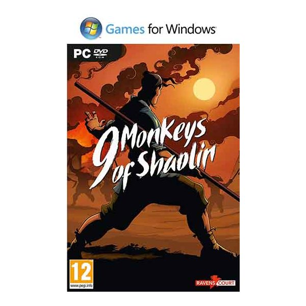 Nine Monkeys of Shaolin