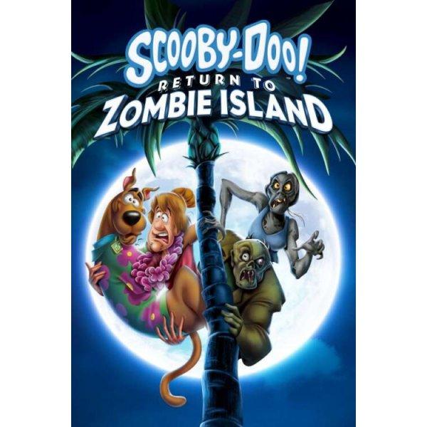 Scooby Doo Return to Zombie Island 2019