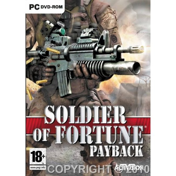 soldier of fortune 3 payback